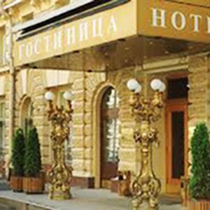 Гостиницы Чердыни