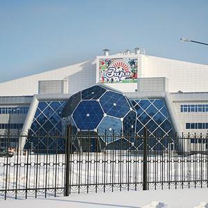Спортивные комплексы Чердыни